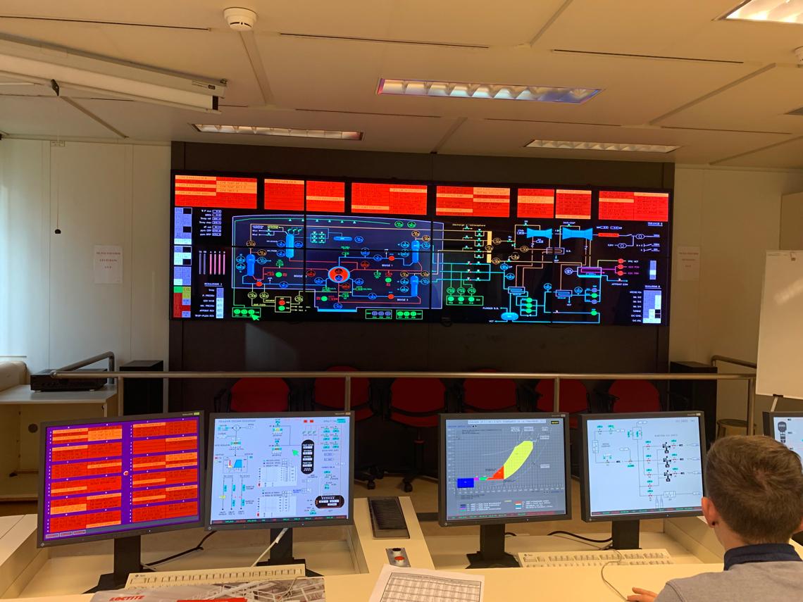 Simulateur multifonction